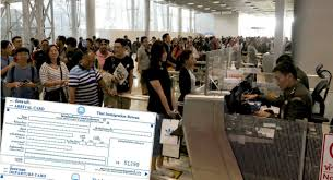 thai nationals exempted from airport immigration form