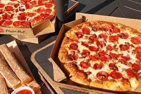 5 large cheese pizzas at pizza hut today half price pizzas