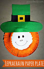 easy st patrick u0027s day crafts for kids crafty morning
