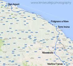 Map Of Puglia Italy by In The Land Of The U0027terroni U0027 Puglia And Basilicata Lenise