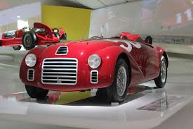 first car ever made 25 things you didn u0027t know about ferrari ealuxe com