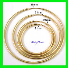 endless hoop earrings 38mm 14k gold filled endless hoop earring ear wire ge15