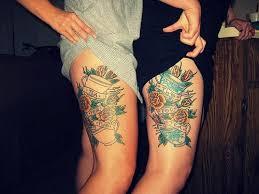 heart lock n key tattoo designs for best friends photo 2 real