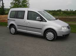 used volkswagen caddy maxi c20 cars second hand volkswagen caddy