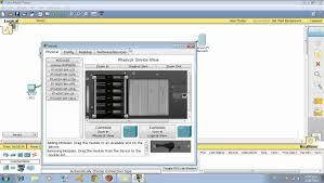como configurar gateway con cisco packet tracer manual youtube