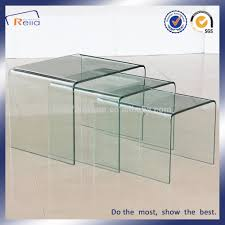 bent glass coffee table bent glass coffee table suppliers and