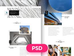 architecture layout design psd architecture template free psd free psds sketch app resources
