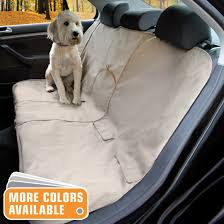 dog seat cover kurgo bench seat cover