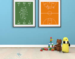basketball decor etsy