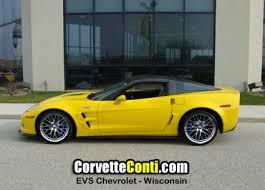 2010 zr1 corvette for sale rick corvette conti archive 2010 yellow zr1 for sale