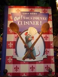 cuisiner la ratatouille lancement de ratatouille l attraction disneyland
