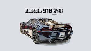 porsche 918 spyder black 59 porsche 918 spyder hd wallpapers backgrounds wallpaper abyss