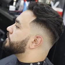 fade haircut for receding hairline hairs picture gallery