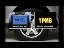 honda accord tire pressure light stays on honda s tire pressure monitoring system tpms explained youtube