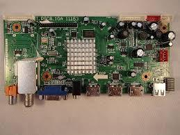 t rsc8 10a 11153 sharp 60 lc 60e69u 1a2e1206 lcd board unit motherboard