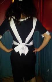 Magenta Halloween Costume Magenta Apron Awesome Hands Movies