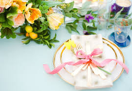 easter table favors 10 tips for the prettiest easter brunch