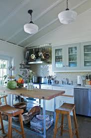 How To Kitchen Island Baroque Apron Front Sink In Spaces Farmhouse With Kitchen Island