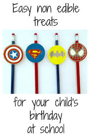 Edible Birthday Favors by Best 25 School Birthday Favors Ideas On Bday