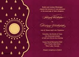 indian wedding cards online free indian wedding invitation cards online we like design