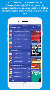 learn english grammar vocabulary listening on the app store