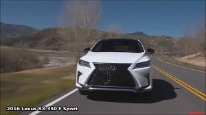 lexus rx 350 review top gear 2016 lexus rx 350 f sport vs 2016 bmw x5 design youtube