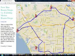 Metro Bus Routes Map by New Bus Route Stops Vs Existing Metro Route Stops Advanced Gis
