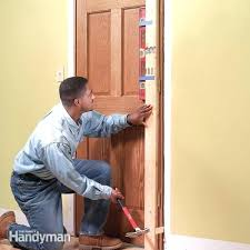 How To Replace Exterior Door Frame How To Replace Door Frame 2 Replace Exterior Door Without Frame