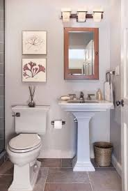 decoration ideas for small bathrooms great half bathroom ideas for small bathrooms enjoyable small half
