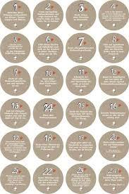 adventskalender spr che f r jeden tag 154 best adventskalender images on