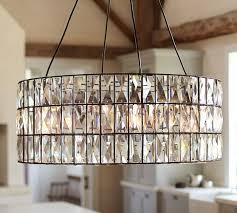 adeline crystal chandelier pottery barn for bathroom home