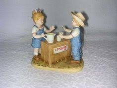 home interior denim days figurines denim days by homco on the farm denim by countrysquirrelsnest