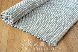 Hemp Area Rug Awesome Hemp Area Rugs 100 Organic European Cotton Wool Carpets