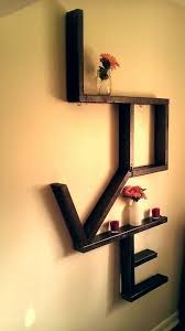 Building Wood Shelves 2x4 by 28 Best Wall Art Shelving Images On Pinterest Display Shelves
