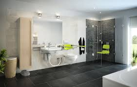 bathroom new collection modern handicap bathroom design ideas custom handicap bathroom design also black marble bathroom flooring ideas with large square shape