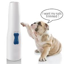 amazon com wolfwill super silent electric pet nail grinder gentle