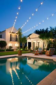 Patio String Lighting Ideas by Outdoor Deck String Lighting Trends And Hanging Lights Patio