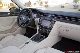 volkswagen jetta 2015 interior 2015 volkswagen passat u0026 passat variant review gtspirit
