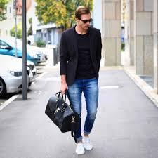 ways to wear a t shirt with blazer 15 photos man style men u0027s