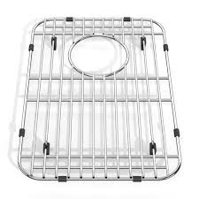 Amazon Com Interdesign Gia Kitchen Sink Protector Wire Grid Mat by Amazon Com American Standard 8445 081400 075 Prevoir Bottom Grid