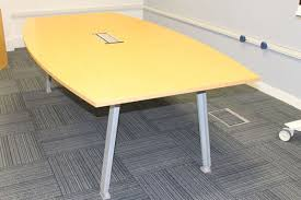 Oak Boardroom Table Oak Boardroom Table With Boardroom Table Ebay Contemporary