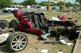 bugatti crash koenigsegg ccx totaled in high speed crash in mexico