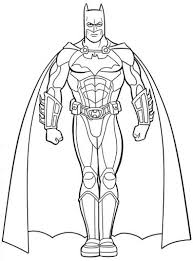 batman coloring pages 69 free superheroes coloring sheets intended