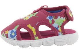 polo ralph lauren tidal pink multi floral water shoe sandals shoes