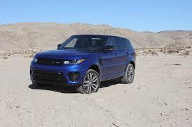 range rover svr 2016 2016 range rover sport svr long term report 1 of 4 photo u0026 image
