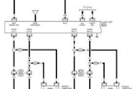2006 nissan murano car radio stereo wiring diagram wiring diagram