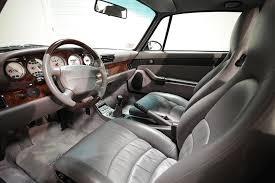 Porsche 993 Interior Porsche 911 993 Carrera S 3 6 1997 For Show By Sloancars Com