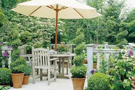 Deck Garden Ideas Plantscaping A Deck Or Patio Hgtv