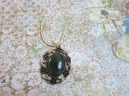 agate jewelry necklace images Silver moss agate necklace moss agate jewelry moss agate pendant jpg
