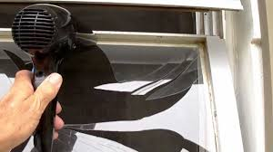 Remove Awning From House How To Replace Awning Window Pane Youtube